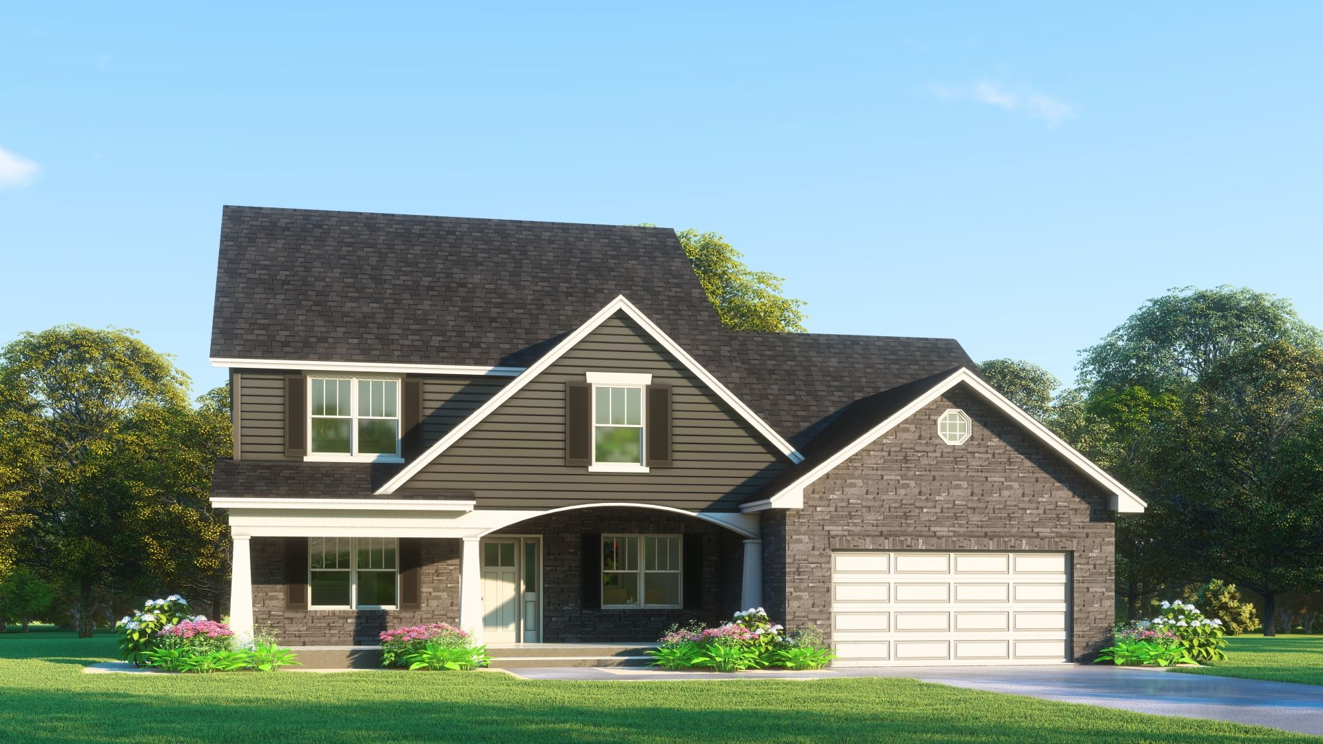 New Homes St. Louis | Sawgrass