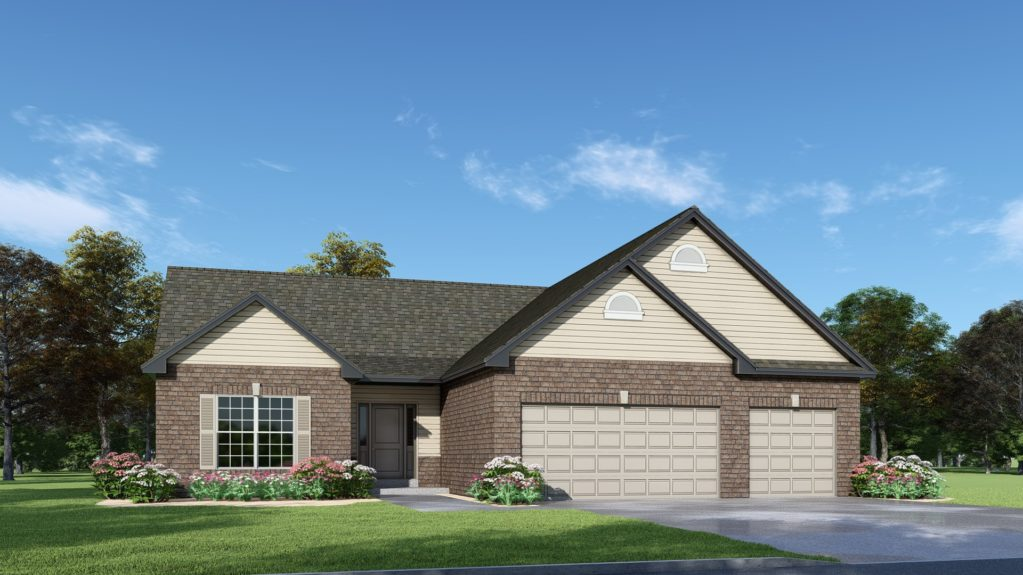 New Homes St. Louis | Sunning Dale