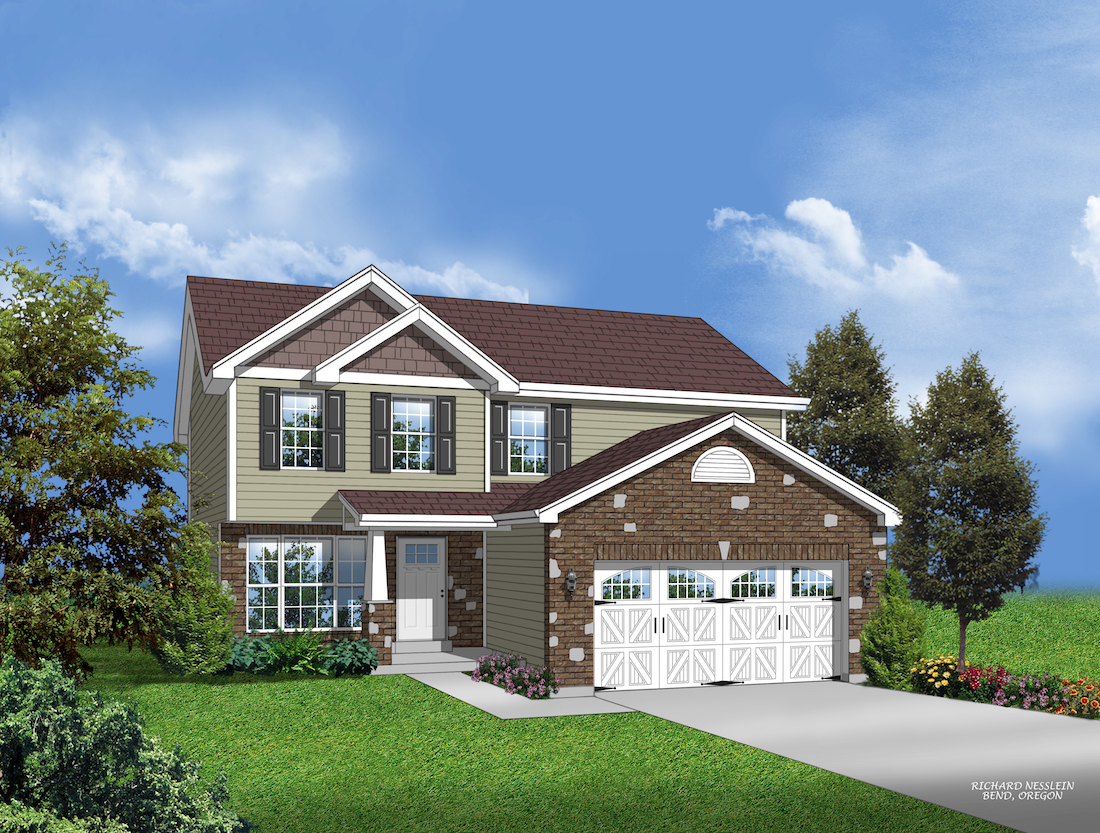 New Homes St. Louis | Turnberry
