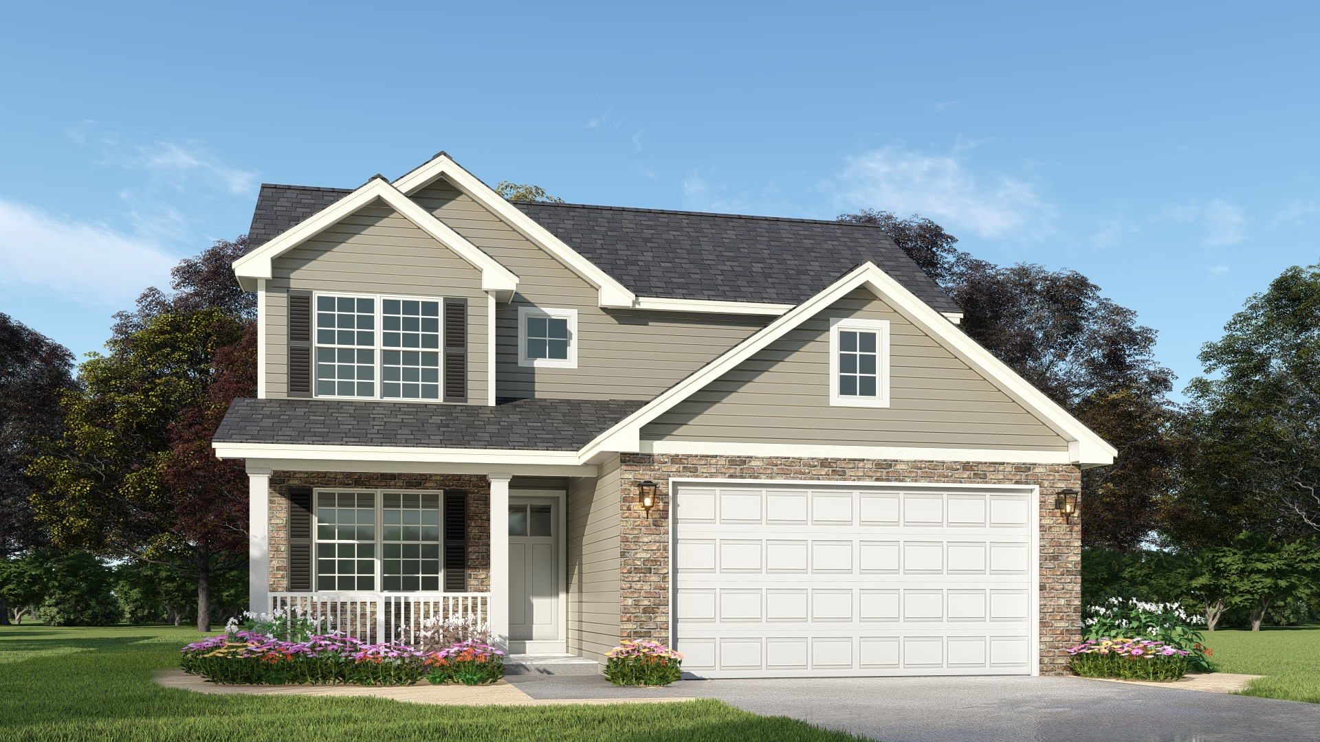 New Homes St. Louis | Birkdale