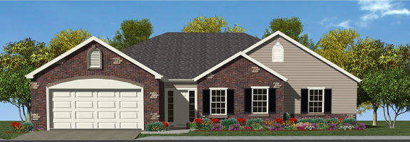 New Home St Louis Dalhousie Elevation A 575 200