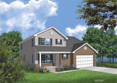 New Home St Louis WILLOWBROOK A