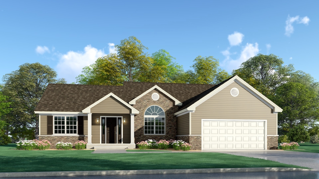 New Homes St. Louis | Sherwood
