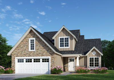 New Homes St Louis Ellerston B