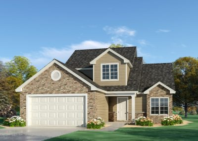 New Homes St Louis Pinehurst A