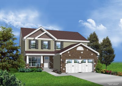 New Homes St Louis TURNBERRY Rev B