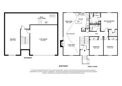 New Homes St Louis Monterey B